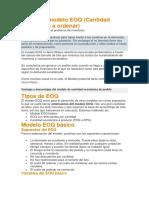 Qué es el modelo EOQ.docx