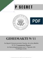 geheimakte911August 2010     Version 3.0 Gemäß Titel 18 Kapitel 33 U.S.C. § 713 Kein behördliches Dokument