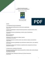 Política Social Internacional - Consequencias Sociais da Globalização