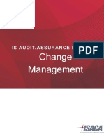 Change Management Audit Program_Final