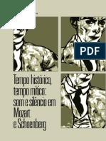 Som e Silêncio Em Mozart e Schönberg