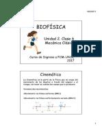 Clases 6 - 8- BIOFSICA - Unidad 2-Con Ejercicios Resueltos