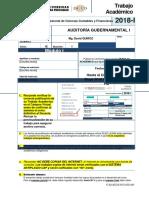 Trabajo Academico Auditoria Gubernamental