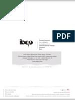 Estrutura interna do  Myers  Briggs Type Indicator  (MBTI)