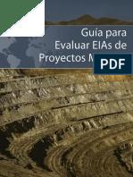 Guia  para Evaluar EIAs de Proyectos Mineros.pdf