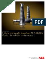 ABB Hollow Composite Insulators - Brochure En