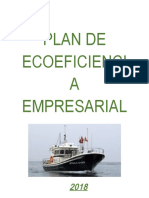 2018 Plan Ecoeficiencia HISER SRL