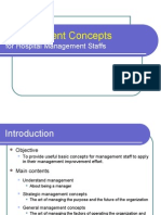 Basic Management Concept - Introduction