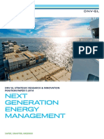 Next Generation Energy Management