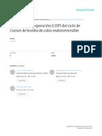 Articulo Ciclo de Carnot Plan Lector