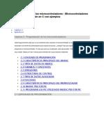 Programación de Los Microcontroladores en C