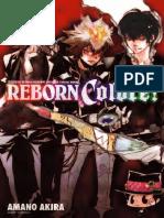 Kateikyoushi Hitman Reborn! Artbook - Colore!