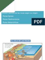 3º Clase- Petrologia