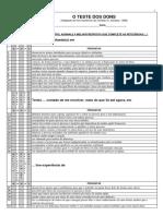 Teste Dos Dons Formulc3a1rio