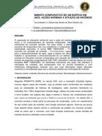 Dimensionamento Comparativo de Um Edifício Em Concreto Armado_ Ações Normais x Situção de Incêndio