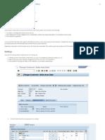 Invoice Listing