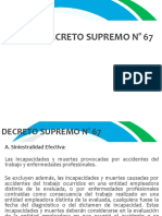 Decreto 67