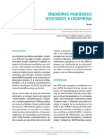 23 Sindromes Periodicos Criopirinas