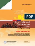 Proceding TEFLIN 2014 Book 1