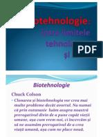 LP 8 - Biotehnologie