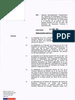 Definición de Parámetros Técnicos y Operativos Para El Envío de Datos Al SITR Del CDC