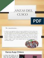 Danza de Cusco