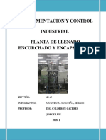 Planta Embotelladora