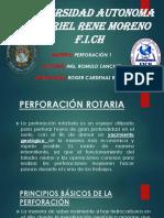Perforacion rotaria