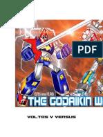VOLTES V versus VOLTRON  Volume One
