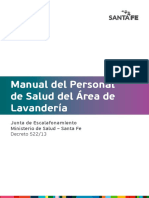 Manual Personal Servicio Lavanderia