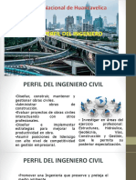 Perfil Del Ingeniero Civil