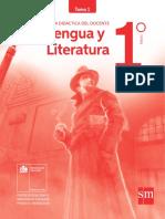 Lengua y Literatura 1º Medio - Guía Didáctica Del Docente Tomo 1.PDF