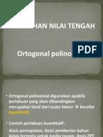 ORTOGONAL POLINOMIAL