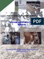 Bovine Reproduction Manual