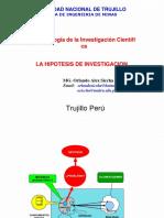 10. Hipotesis de Investigacion 2006