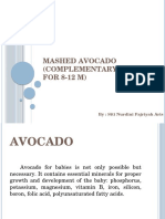 How to Make Mashed Avocado