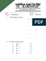 SOAL HIJAIYYAH TK kelas B Semester II 2017-2018.pdf