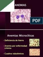 Anemias Vcm