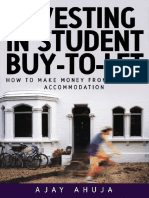 Investing in Student Buy to Let How to Make Money From Student Accomodation