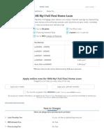 RHB My1 Full Flexi Home Loan - Full Flexi Home Loan