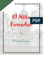 1- El Nino Fumador - Manuel Tejonero