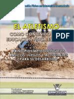 El Atletismo Como Contenido en La EF