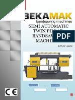 BMSY 460C Instruction Manual