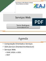 Aula 06 - Servios Web