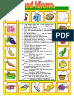Food Idioms