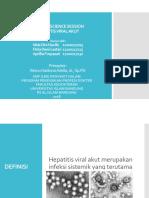 CSS Hepatitis Virus