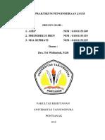 Tugas Terstruktur Kelompok (Autosaved)