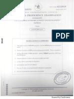 CAPE Geography 2010 Unit 2  Paper 2