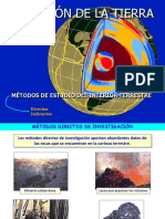 Tema 1 Zonación de la Tierra