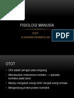 Fisiologi Manusia Mjr
